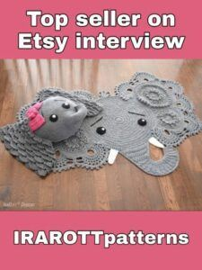 Top seller interview IRAROTTpatterns