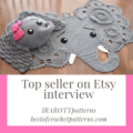 Top seller on Etsy IRAROTTpatterns