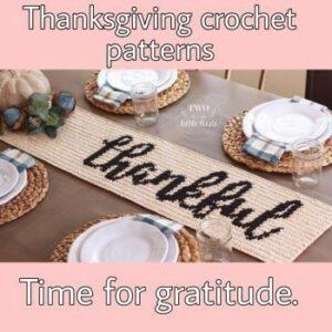 Inspirational Thanksgiving patterns