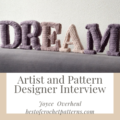 Etsy Best Seller interview Joyce Overheul