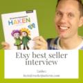 Etsy bestseller interview - Zabbez