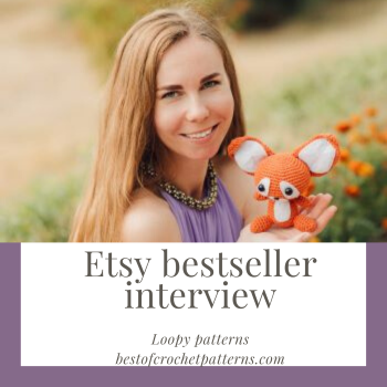 Etsy Best Sellers Interview – Loopy Pattern