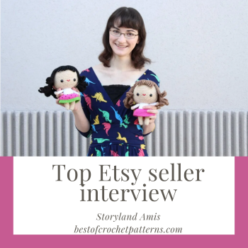 Etsy Top Sellers Interview – Storyland Amis