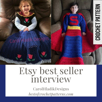 Etsy Best Seller Interview – CarolHladikDesigns