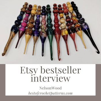 Etsy bestseller interview – NelsonWood
