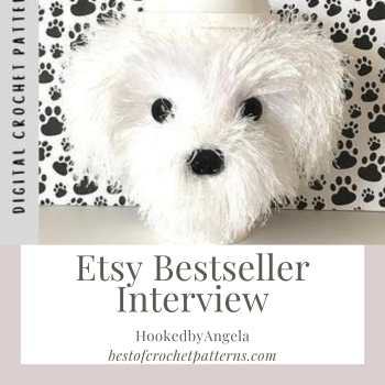 Etsy best seller interview – Hooked By Angel