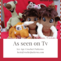 As seen on TV - Ice Age Crochet Patterns