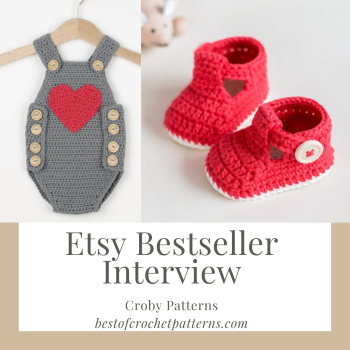 Etsy Bestseller interview – Croby Patterns