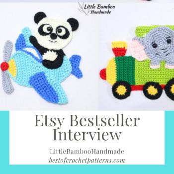 Etsy bestseller interview – LittleBambooHandmade