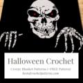 Creepy Halloween Crochet Patterns - FREE Scary Clown Pattern