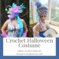 Crochet Halloween Costume - Adult Crochet Patterns