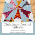 Christmas Crochet Patterns - Crochet Gnome Patterns