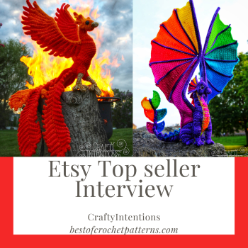 Etsy Bestseller interview - CraftyIntentions