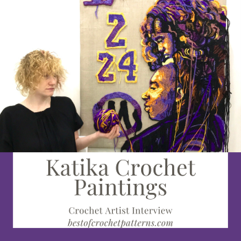 Crochet Painter – Katika Art Interview