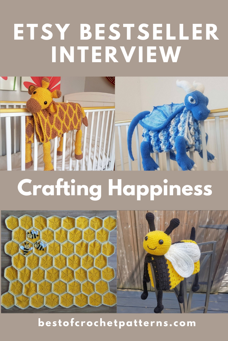 Etsy Bestseller Interview - Crafting Happiness