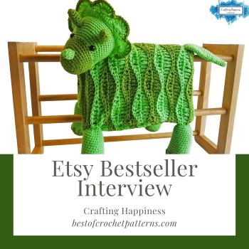 Etsy Bestseller Interview – Crafting Happiness