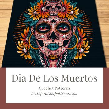 Dia De Los Muertos Crochet Patterns